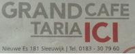 Grand Cafetaria ICI
